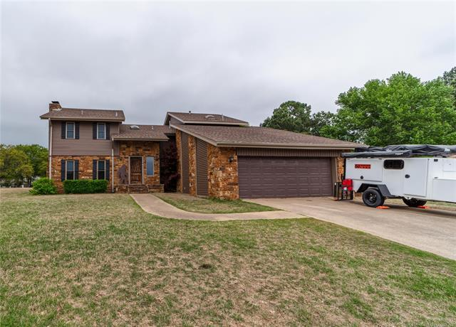 601 Nelson Lane, Mcalester, OK 74501 (MLS #1914121) :: Hopper Group at RE/MAX Results