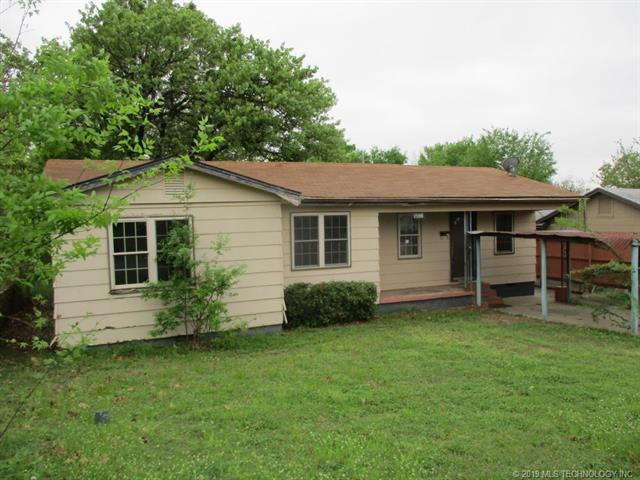 1306 E Delaware Avenue, Mcalester, OK 74501 (MLS #1914184) :: Hopper Group at RE/MAX Results