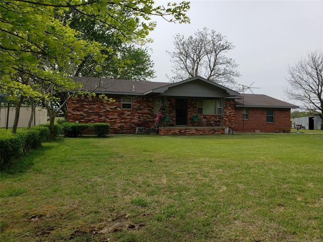 101966 S 4120 Road, Council Hill, OK 74428 (MLS #1914209) :: Hopper Group at RE/MAX Results