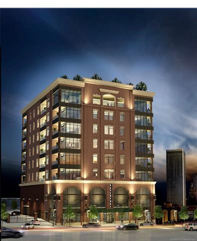 405 N Main Street 4F, Tulsa, OK 74103 (MLS #1914228) :: Hopper Group at RE/MAX Results