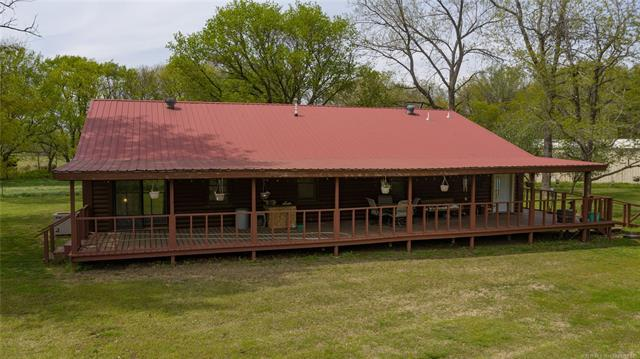 403551 W 600 Road, Wann, OK 74083 (MLS #1914232) :: Hopper Group at RE/MAX Results