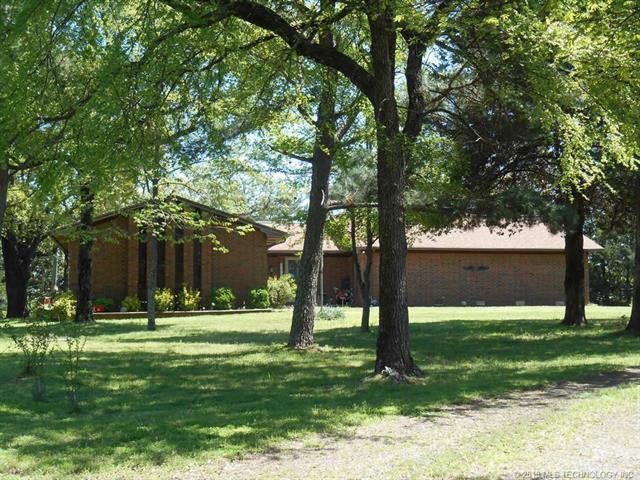 35512 Ridge Road, Poteau, OK 74953 (MLS #1914275) :: Hopper Group at RE/MAX Results