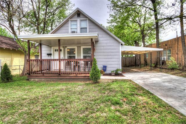 3320 7th Street, Tulsa, OK 74112 (MLS #1914486) :: Hopper Group at RE/MAX Results
