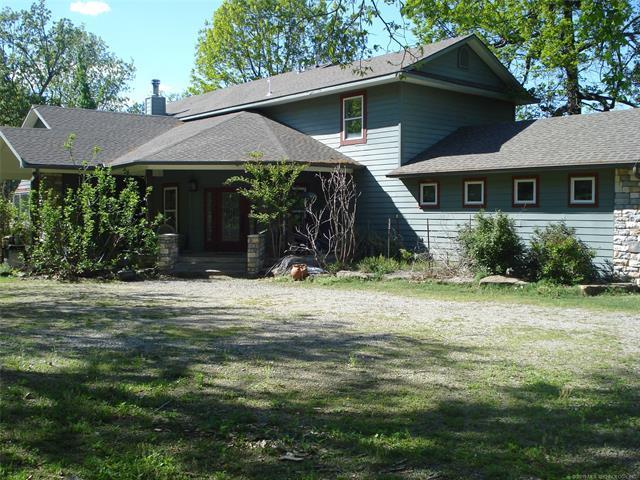 414606 E 1200 Road, Eufaula, OK 74432 (MLS #1914546) :: Hopper Group at RE/MAX Results