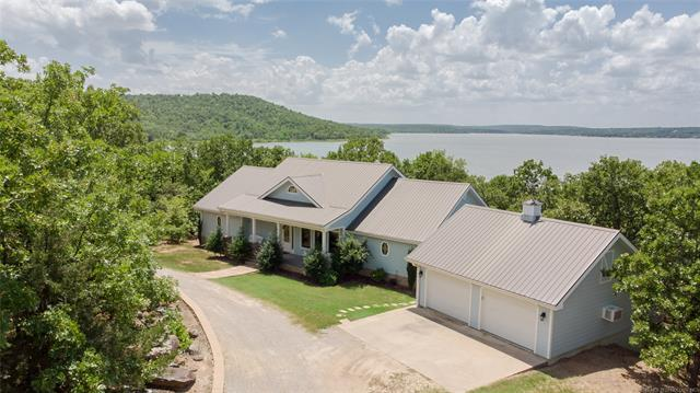 1426 Mcnally Road, Eufaula, OK 74432 (MLS #1914559) :: Hopper Group at RE/MAX Results