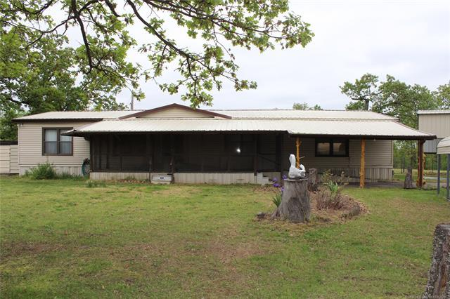 23849 W 135th Street S, Kellyville, OK 74039 (MLS #1914679) :: Hopper Group at RE/MAX Results