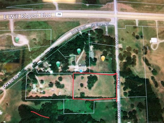 4190 Road, Claremore, OK 74019 (MLS #1914771) :: Hopper Group at RE/MAX Results
