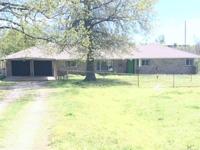 6199 S Hwy 48 Highway, Mannford, OK 74044 (MLS #1914791) :: Hopper Group at RE/MAX Results