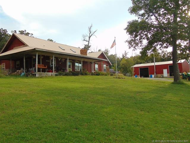 7051 496 Road, Pryor, OK 74361 (MLS #1914866) :: Hopper Group at RE/MAX Results