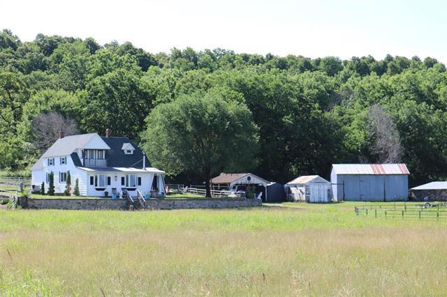 421 County Road, Pawhuska, OK 74056 (MLS #1914943) :: Hopper Group at RE/MAX Results