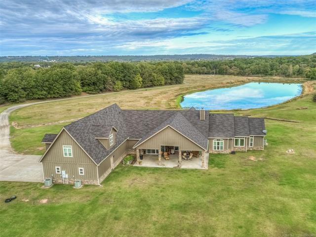 13584 Holly Road, Henryetta, OK 74437 (MLS #1915074) :: Hopper Group at RE/MAX Results