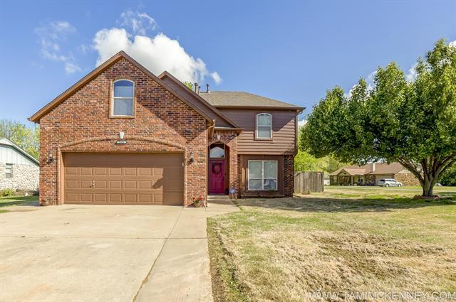 21429 E 38th Street S, Broken Arrow, OK 74014 (MLS #1915084) :: RE/MAX T-town