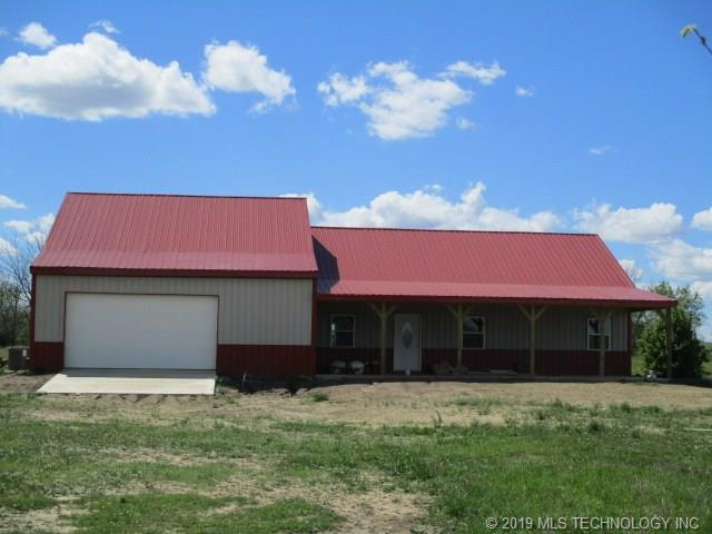 3797 N 150th Road, Beggs, OK 74421 (MLS #1915148) :: Hopper Group at RE/MAX Results