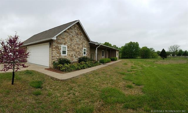 21855 S 4126 Road, Claremore, OK 74019 (MLS #1915185) :: Hopper Group at RE/MAX Results