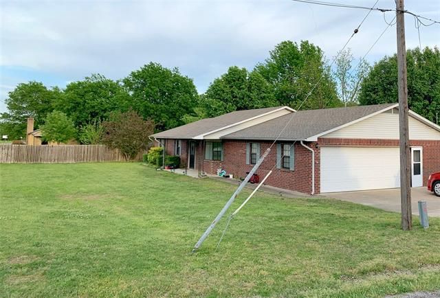 358 SE Washington Avenue, Krebs, OK 74554 (MLS #1915220) :: Hopper Group at RE/MAX Results
