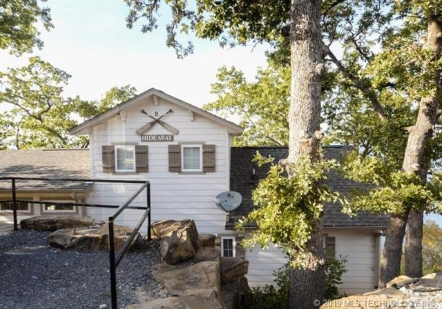 12301 Cross Timbers Marina Drive NW, Sperry, OK 74073 (MLS #1915243) :: Hopper Group at RE/MAX Results