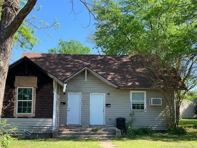 401 E Church Street, Wagoner, OK 74467 (MLS #1915316) :: Hopper Group at RE/MAX Results