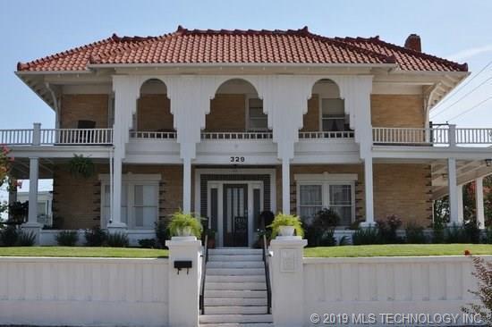 329 W Muskogee Avenue, Sulphur, OK 73086 (MLS #1915408) :: 918HomeTeam - KW Realty Preferred