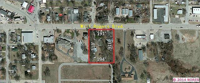 703 E Will Rogers Boulevard, Claremore, OK 74017 (MLS #1915595) :: 918HomeTeam - KW Realty Preferred