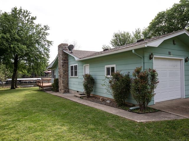 485 S Boston Avenue, Ketchum, OK 74349 (MLS #1915715) :: Hopper Group at RE/MAX Results