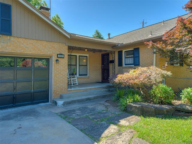 1189 S 79th East Avenue, Tulsa, OK 74112 (MLS #1916199) :: Hopper Group at RE/MAX Results