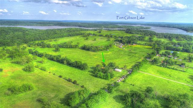 66652 S 320 Road, Chouteau, OK 74337 (MLS #1916839) :: RE/MAX T-town