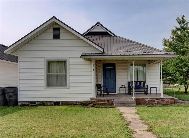 617 W Vine Avenue, Barnsdall, OK 74002 (MLS #1917377) :: Hopper Group at RE/MAX Results
