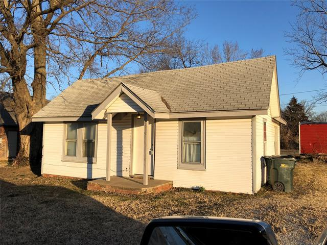119 W Ross Avenue, Sapulpa, OK 74066 (MLS #1917898) :: Hopper Group at RE/MAX Results