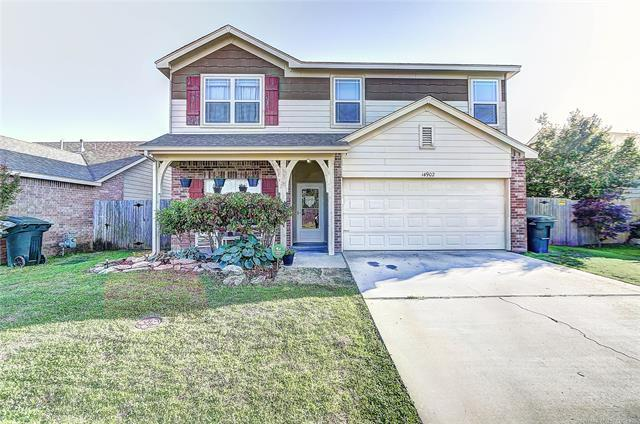 14902 E 109th Street North, Owasso, OK 74055 (MLS #1918276) :: Hopper Group at RE/MAX Results