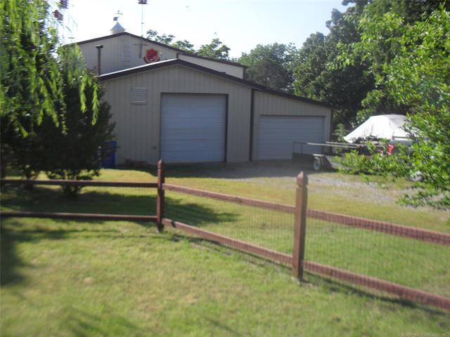 344 Cedar Tree Drive, Crowder, OK 74501 (MLS #1918303) :: Hopper Group at RE/MAX Results