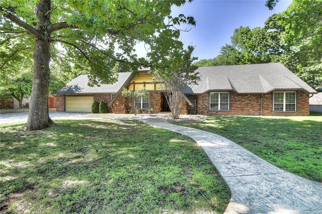 3447 E 84th Place S, Tulsa, OK 74137 (MLS #1918306) :: Hopper Group at RE/MAX Results