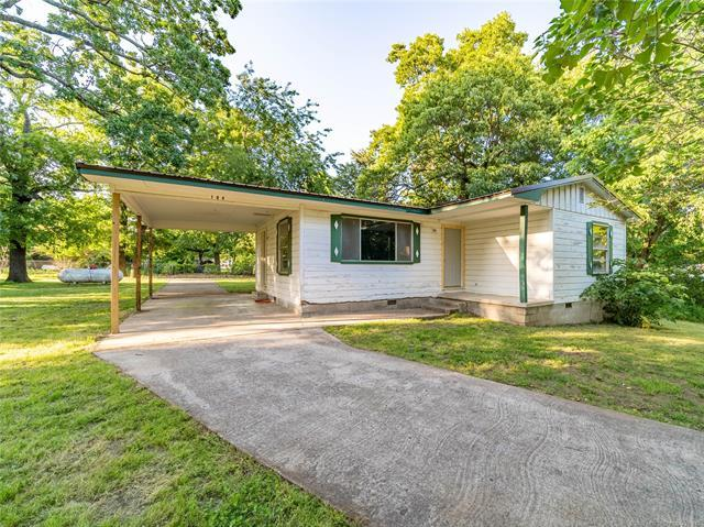 130 E Cheyenne Street, Langley, OK 74301 (MLS #1918747) :: 918HomeTeam - KW Realty Preferred