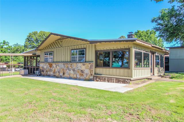 459 Elm Street, Eufaula, OK 74432 (MLS #1918760) :: Hopper Group at RE/MAX Results