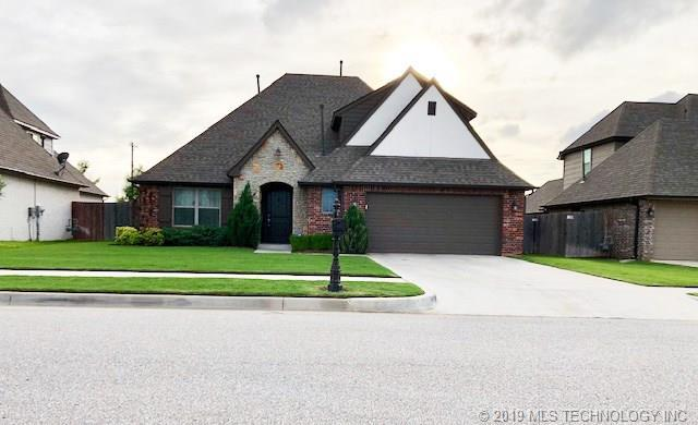 12476 S 66th East Avenue, Bixby, OK 74008 (MLS #1918907) :: Hopper Group at RE/MAX Results
