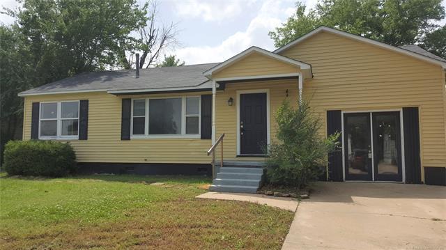408 N Cedar Street, Owasso, OK 74055 (MLS #1918967) :: Hopper Group at RE/MAX Results