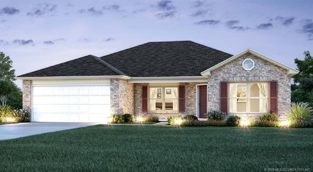 23321 S Donna Lane, Claremore, OK 74019 (MLS #1919131) :: Hopper Group at RE/MAX Results