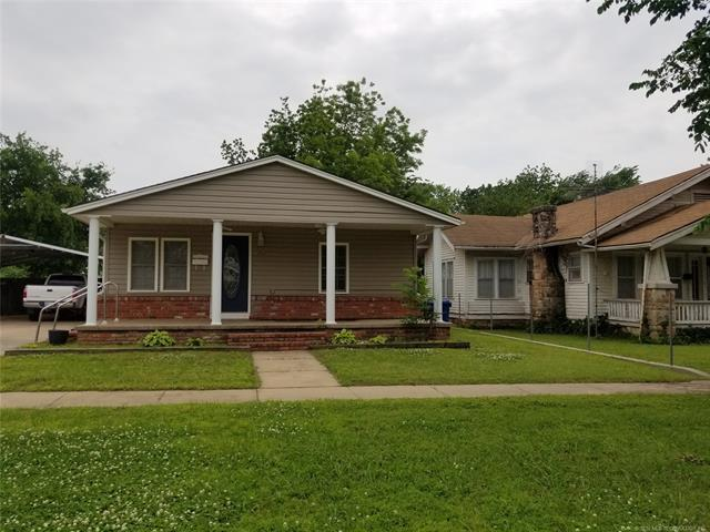 1013 E Moses Street, Cushing, OK 74023 (MLS #1919152) :: Hopper Group at RE/MAX Results