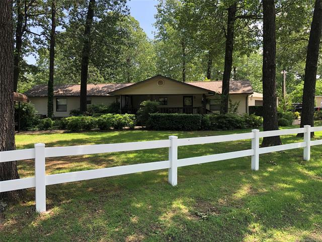 32298 S 4505 Road, Afton, OK 74331 (MLS #1919550) :: Hopper Group at RE/MAX Results
