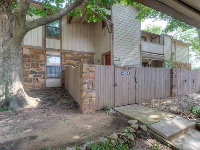 6363 S 80th East Avenue 10B, Tulsa, OK 74133 (MLS #1919590) :: Hopper Group at RE/MAX Results