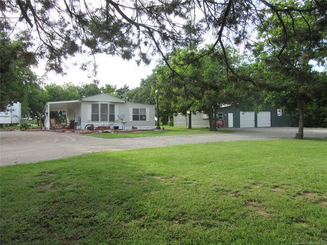 318 S Front Street, Savanna, OK 74565 (MLS #1920404) :: Hopper Group at RE/MAX Results