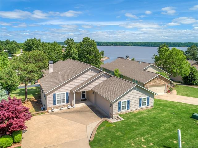 32038 Legend Place, Afton, OK 74331 (MLS #1920409) :: Hopper Group at RE/MAX Results