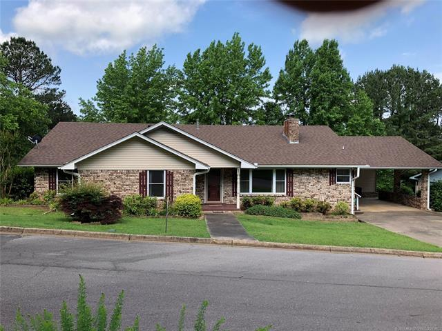 1211 Townsend Drive, Heavener, OK 74937 (MLS #1920572) :: 918HomeTeam - KW Realty Preferred