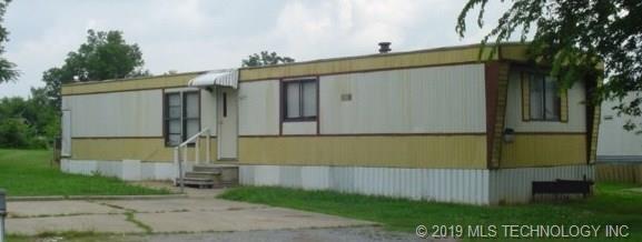 645 Polk Street, Krebs, OK 74554 (MLS #1920621) :: 918HomeTeam - KW Realty Preferred