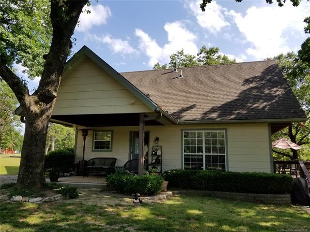 116636 S 4206 Road, Eufaula, OK 74432 (MLS #1921190) :: Hopper Group at RE/MAX Results