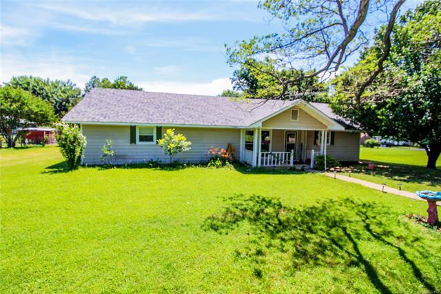 121093 S 4156 Road, Eufaula, OK 74432 (MLS #1921318) :: Hopper Group at RE/MAX Results