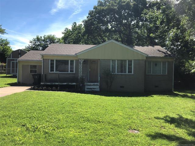 307 S 22nd Street, Collinsville, OK 74021 (MLS #1921372) :: RE/MAX T-town