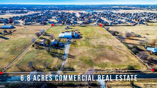 12734 N 135th East Avenue, Collinsville, OK 74021 (MLS #1921394) :: RE/MAX T-town