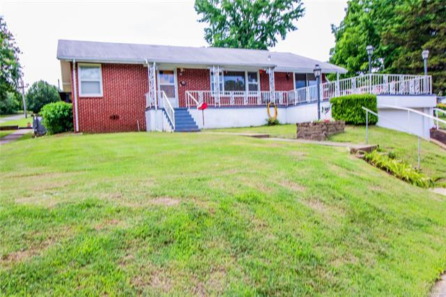 401 High Street, Eufaula, OK 74432 (MLS #1921411) :: Hopper Group at RE/MAX Results
