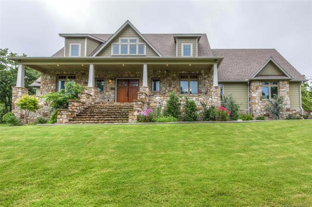 9002 Legacy Drive, Sand Springs, OK 74063 (MLS #1921460) :: Hopper Group at RE/MAX Results