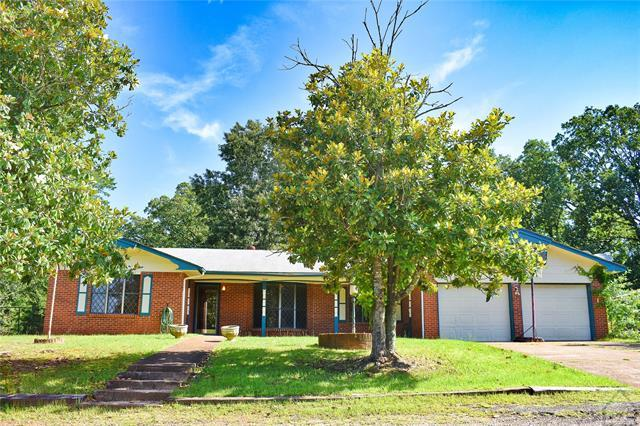 509 NE 6th Street, Antlers, OK 74523 (MLS #1921628) :: Hopper Group at RE/MAX Results